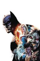 Justice League Of America The Road To Rebirth (Rebirth) (Paperback)