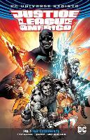 Justice League Of America Vol. 1 (Rebirth) (Paperback)