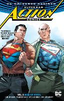 Superman Action Comics Vol. 3 (Rebirth) (Paperback)