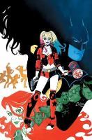 Harley Quinn The Rebirth Deluxe Edition Book 1 (Rebirth) (Hardback)