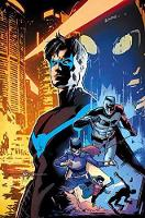 Nightwing The Rebirth Deluxe Edition Book 1 (Rebirth) (Hardback)