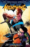 Nightwing Vol. 3 Nightwing Must Die (Rebirth) (Paperback)
