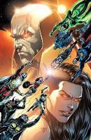 Justice League The Darkseid War Saga Omnibus (Hardback)