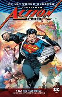 Superman: Action Comics Vol. 4 The New World (Rebirth) (Paperback)