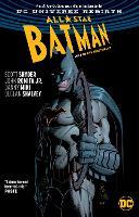 All-Star Batman Vol. 1 My Own Worst Enemy (Rebirth) (Paperback)