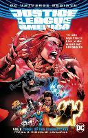 Justice League Of America Vol. 2 Curse Of The Kingbutcher (Rebirth) (Paperback)