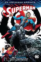 Superman Vol. 4: Black Dawn (Rebirth) (Paperback)