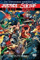Justice League Vs. Suicide Squad (Paperback)