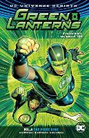 Green Lanterns Vol. 4: The First Rings (Rebirth) (Paperback)