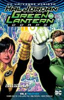 Hal Jordan And The Green Lantern Corps Vol. 4 Fracture (Rebirth) (Paperback)