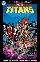 New Teen Titans: The Judas Contract New Edition (Paperback)