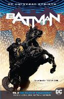 Batman Vol. 5 Rules Of Engagement (Rebirth)