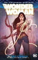 Wonder Woman Vol. 5 Heart Of The Amazon (Rebirth)