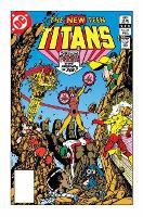 New Teen Titans Volume 2 Omnibus (Hardback)