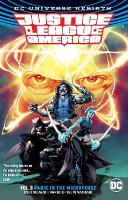 Justice League of America Volume 3: Rebirth: Panic in the Microverse. (Paperback)