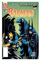 Batman Knightfall Omnibus Vol. 3 - Knightsend (Hardback)