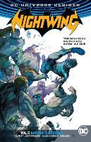 Nightwing Vol. 5 Raptor's Revenge (Rebirth) (Paperback)