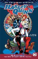 Harley Quinn Vol. 5 Vote Harley (Rebirth)