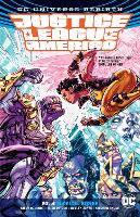 Justice League of America Volume 4: Rebirth: Surgical Strike (Paperback)