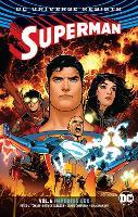 Superman Volum e6: Imperius Lex. Rebirth (Paperback)