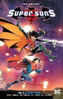 Super Sons Volume 3: Parent Trap (Paperback)