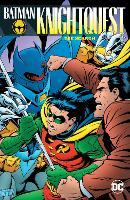 Batman: Knightquest: The Search (Paperback)