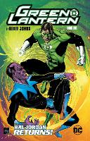 Green Lantern by Geoff Johns Book One (Paperback)