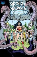 Wonder Woman by George Perez Volume 4 (Paperback)