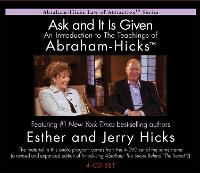 Ask And It Is Given: An Introduction to The Teachings of Abraham - Hicks (R) (CD-Audio)