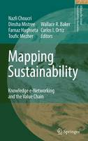 Mapping Sustainability: Knowledge e-Networking and the Value Chain - Alliance for Global Sustainability Bookseries 11 (Hardback)