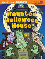 Haunted Halloween House - Storytime Stickers (Paperback)