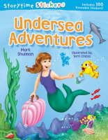 Undersea Adventures - Storytime Stickers (Paperback)