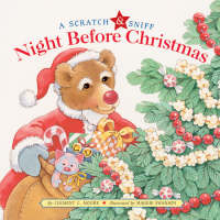 Scratch and Sniff Night Before Christmas (Hardback)