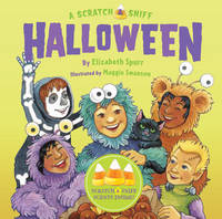 A Scratch and Sniff Halloween (Hardback)