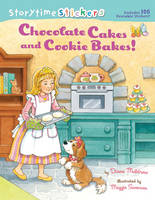 Chocolate Cakes and Cookie Bakes! - Storytime Stickers (Paperback)