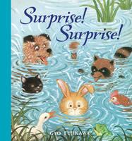 Surprise! Surprise! (Board book)
