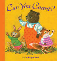 Can You Count? (Board book)