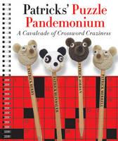Patricks' Puzzle Pandemonium: A Cavalcade of Crossword Craziness (Paperback)