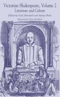 Victorian Shakespeare: Victorian Shakespeare Literature and Culture Volume 2 (Hardback)