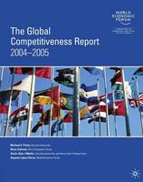 The Global Competitiveness Report 2004-2005 (Paperback)