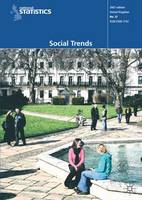 Social Trends (37th edition) (Paperback)