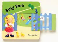 Busy Books: Busy Park (Board book)