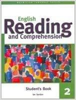 English Reading and Comprehension Level 2 Student Book (Paperback)