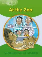 Little Explorers A: At the Zoo (Paperback)