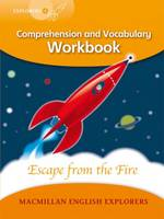 Explorers 4: Escape from the Fire Workbook (Paperback)