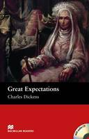 Macmillan Readers Great Expectations Upper Intermediate Pack