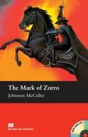 The Mark of Zorro - With Audio CD (Board book)