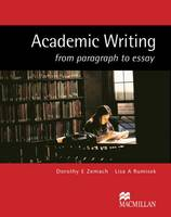 Academic Writing Student's Book (Paperback)