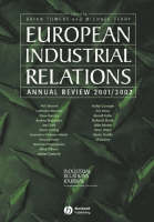 European Industrial Relations 2001/2002: Annual Review - Industrial Relations Journal (Paperback)