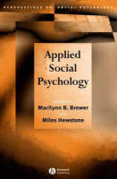 Applied Social Psychology - Perspectives on Social Psychology (Paperback)